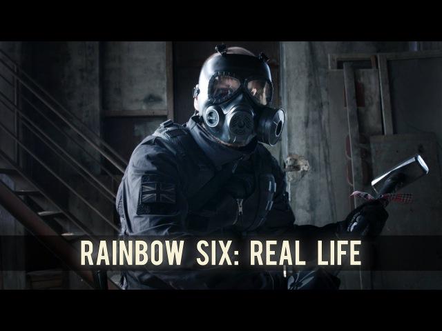 Rainbow Six Real Life