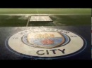 BREAKING: Man City v Borussia M in danger! Waterlogged pitch at the Etihad Stadium!