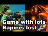 Rapier Gaming Empire No Diggity! - Dreamleague Dota 2