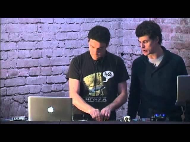 Anrilov Bvoice @ Moscow Studio 14 11 2012