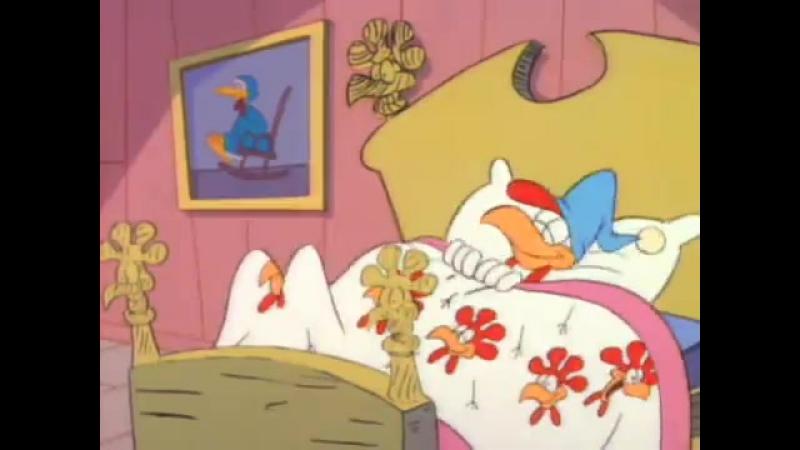 Гарфилд и его друзья (Garfield and Friends) (4 Сезон, 7 Серия)