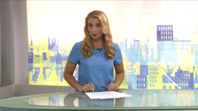 Фрагмент 1 Мой репортаж В Борисково повторно зацвели яблони Новости на Первом Городском 24 08 2016 12 смотреть онлайн без регистрации