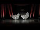 Дуэт-шоу. Крылья Исиды. Роза Ибраева, Розалина Нурсубина.