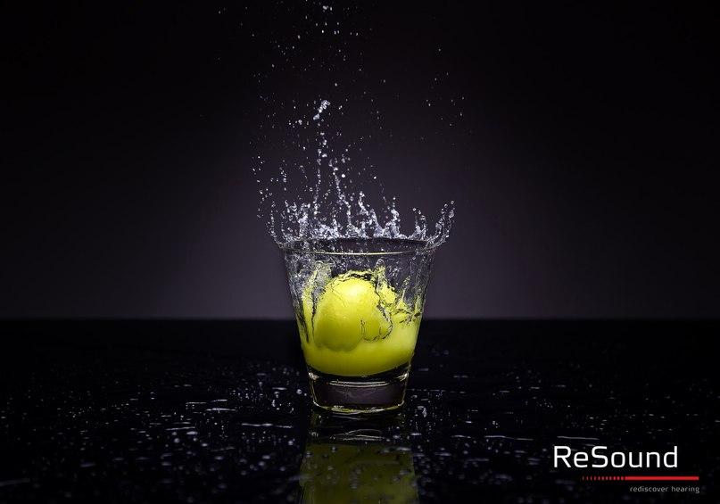 После употребления алкоголя у человека притупляется слух