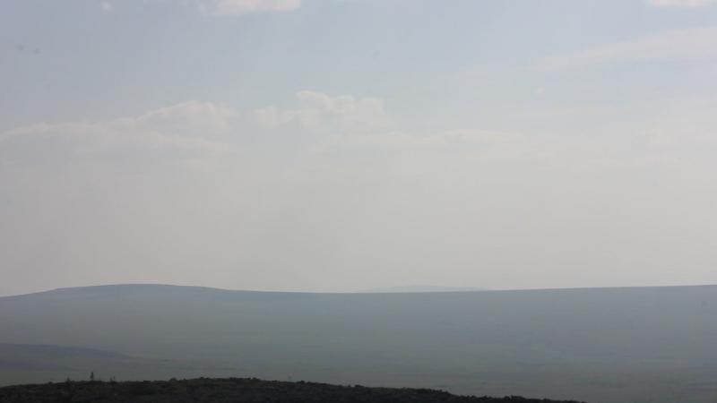 Вид с Вогульского камня