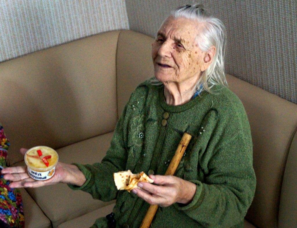 Сценарий ко дню пожилого человека в доме культуры