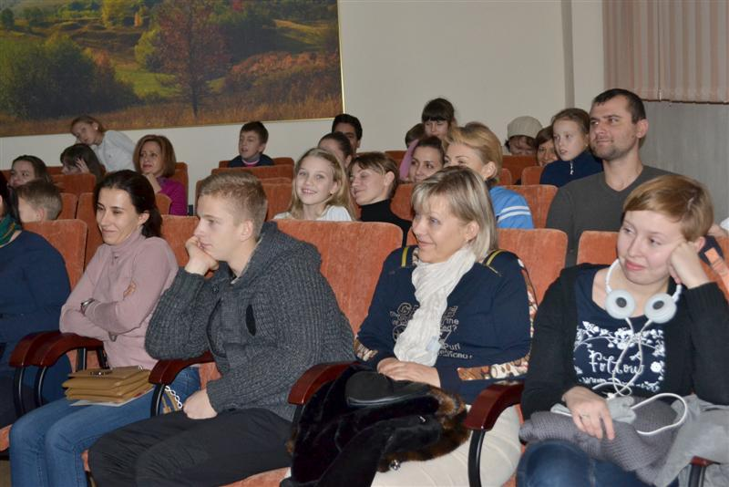 Михаил Крамаренко – гость театральной гостиной «На Алексеевке»