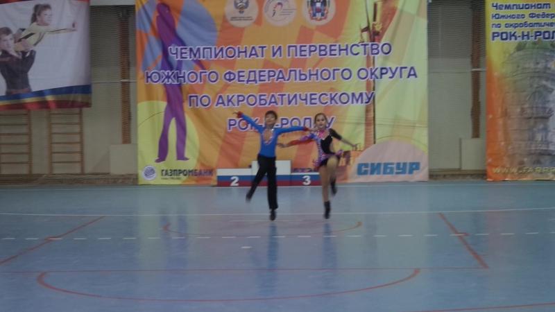 20.03.16 Валерьянов Андрей и Опаренко Анастасия