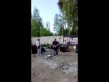 -дебют новой группы ,на открытие мото сезона В г.Снежинске !!!!! парням 13,14,