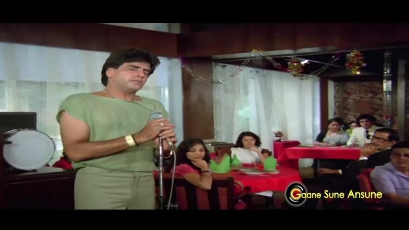 Любовь теперь стала бизнесом Бизнес теперь стала любовь Mohabbat Ab Tijarat Ban Gayi Hai Arpan 1983 Jeetendra Reena Roy