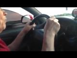 Прокатился с дедом на Mitsubishi Eclipse