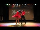 Красивый танец Бразильский Зук Carlos and Fernanda Prague Zouk Congress 2015 - Ride By SOMO