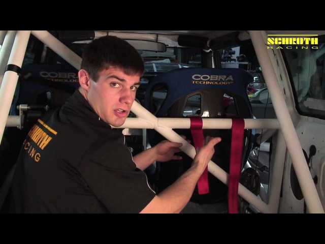 SCHROTH Training 1 How to Wrap Your Harnesses Correctly