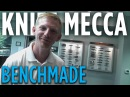 Knife Mecca Benchmade Factory Store Visit