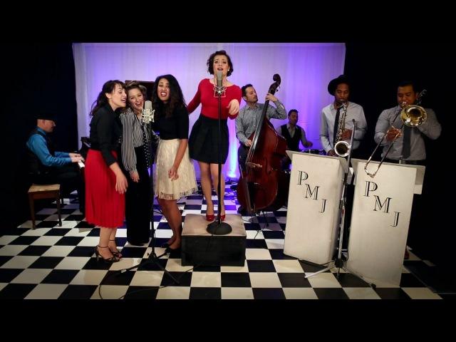 My Heart Will Go On Postmodern Jukebox Reboxed ft Aubrey Logan
