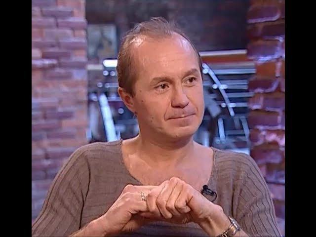 Андрей Панин в гостях у Федора Бондарчука в программе Кино в деталях, 2006 год