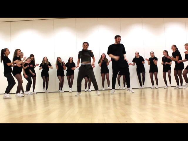 Major Lazer Light it up Choreography by Radig Badalov │ Ivana Santacruz HouseofRa