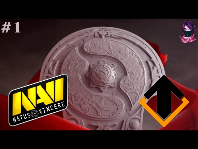 NaVi vs Escape 1 | The International 6 Group A Day 1 Dota 2
