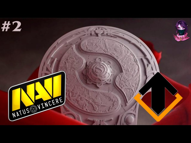NaVi vs Escape 2 | The International 6 Group A Day 1 Dota 2