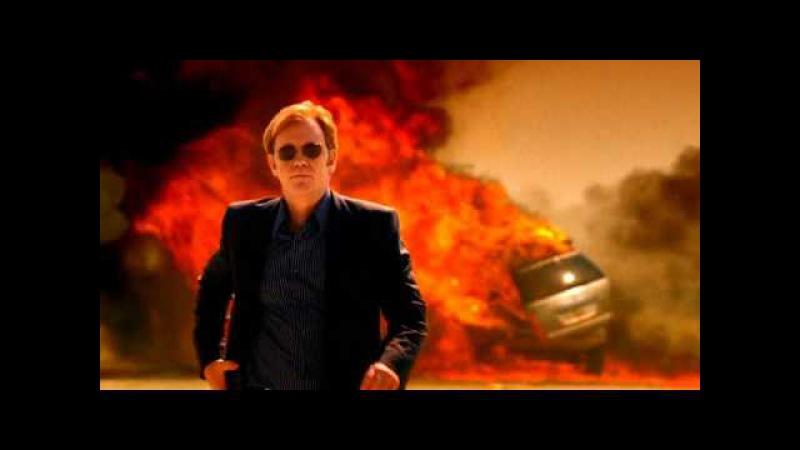 Burn Baby Burn CSI Miami Horatio Caine