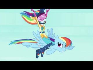 MLP: Friendship Games [Blooper Reel] / Equestria Girls - Неудачные дубли со съемок EG3