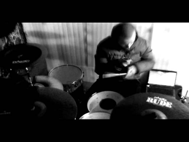 Drum cover Blokkmonsta Schwartz - Endkampf
