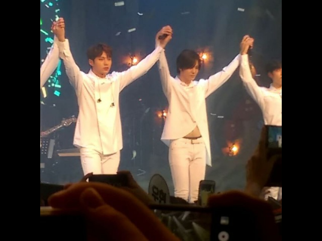 [FANCAM] 160805 Infinite That Summer 3 Concert DAY3- Ending