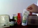 MakeUp Пустые баночки :Holika Holika,Зеленая Аптека,Чистая Линия ,Ziaja