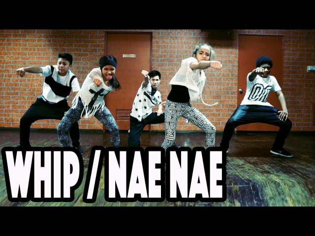 Silento - WATCH ME WHIP / NAE NAE WatchMeDanceOn   @MattSteffanina Dance Video