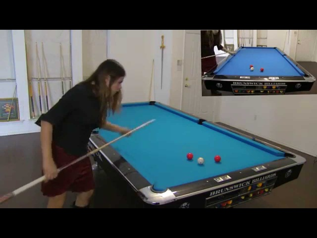 Rate Your Pool Game Learning Billiards with Mary Avina