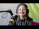Тина Кароль пробует угадать свои песни в эфире Люкс ФМ