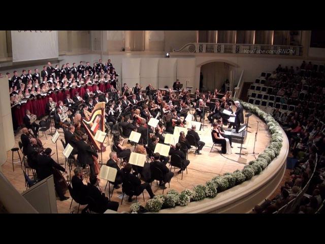 RNO Festival 2012 Rossini, Petite Messe Solennelle, Alberto Zedda, Russian National Orchestra