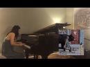 RHCP Dark Necessities piano cover by Sangah Noona