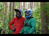 MiniDownHill Шуя 05 06 2016 Ковров от первого лица