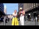 Встречи с замечательными людьми на улицах Хельсинки. Маркус из Туруку.
