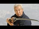 Yoseikan iaido - a master class at the dojo Yoseikan Budo.  Yoseikan айкидо - мастер-класс в додзё