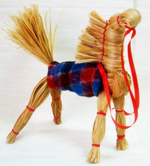 Приглашаем на мастер-класс «Конь-огонь»