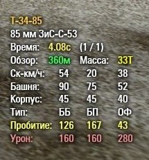 Информационная панель текущей цели для World of Tanks 0.9.18