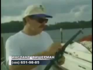 УДОЧКА СКЛАДНАЯ ИНСТАНТ ФИШЕРМЕН (INSTANT FISHERMAN)