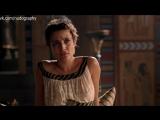 "Линдси Маршал (Lyndsey Marshal) голая в сериале ""Рим"" (Rome, 2005-2007)"