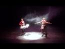 Барабанщики «Vasiliev Groove» с номером «Барабанная дуэль»