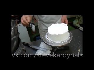 торт сладкий Мишка Капучино (рецепт торта Михаил Касьянов) Новинка 2016 г