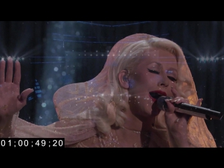 Christina Aguilera  Whitney Houston - I Have Nothing_ I'm Every Woman