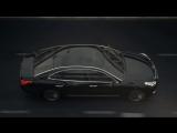Супер....Hyundai Centennial(Equus) - Driving Comfort &amp Safety video Clip (English)_HD.
