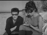 Девушка из банка (Польша, 1963) детектив, комедия, Збигнев Цыбульский, советский дубляж