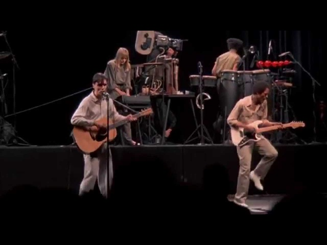 Talking Heads - Burning Down the House LIVE Los Angeles 83