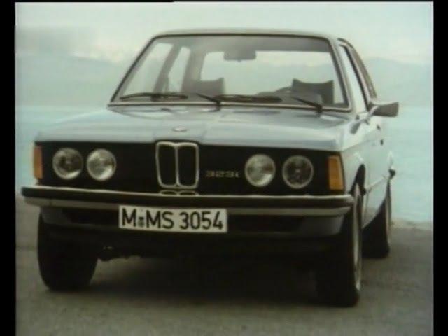 Autotest 1978 - BMW 323i E21