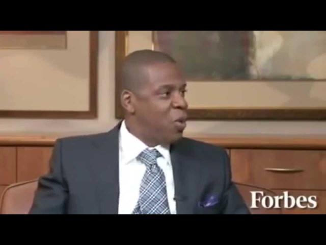 Jay Z и Warren Buffett интервью для Forbes