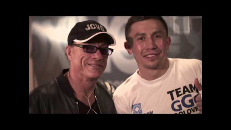 Gennady GGG Golovkin vs. Dominic Wade, TKO Fight Backstage, THE FORUM