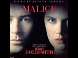 Malice Soundtrack - Jerry Goldsmith (1993)